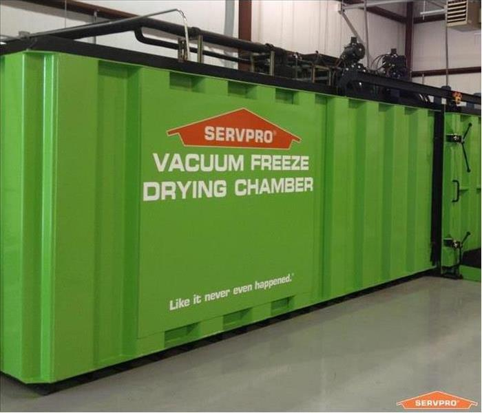 Why SERVPRO Document Drying Could Save What is Important to You