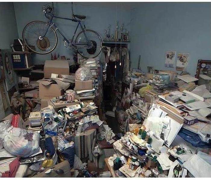 Why SERVPRO SERVPRO of Birmingham Can Handle Hoarding Cleanup