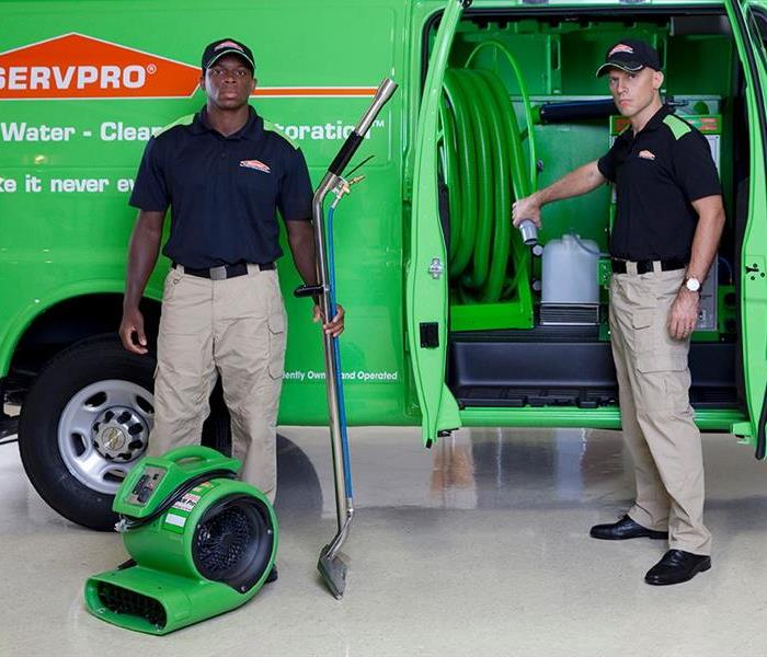 General SERVPRO of Birmingham is Hiring