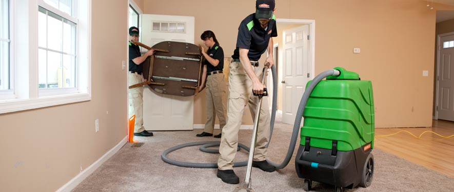 Birmingham, AL residential restoration cleaning